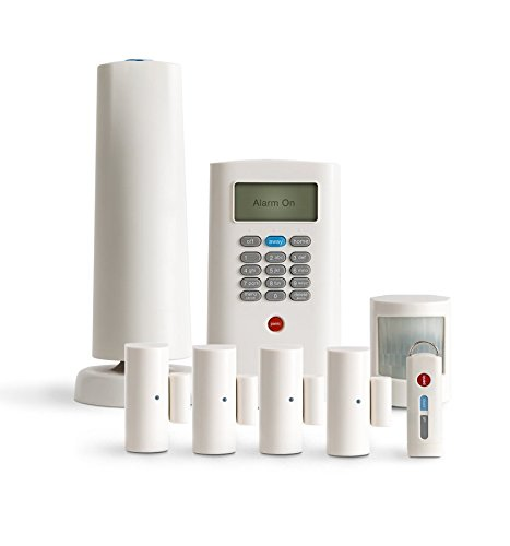 SimpliSafe Wireless Home Security Command Bravo - security-alarm