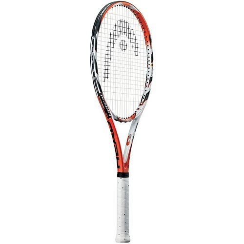 The HEAD MicroGel Radical Tennis Racket