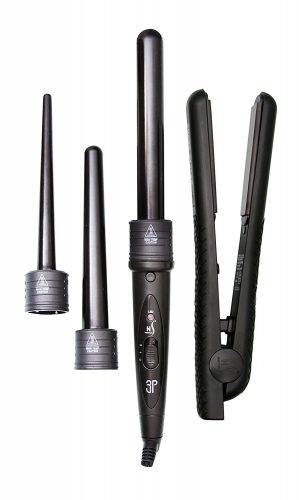 The Herstyler Super Curling Wand