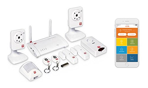 The Home8 OPLINK Connected AlarmShield