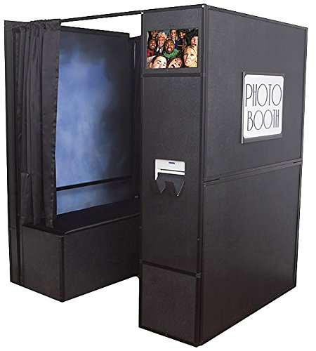 The Inventive Photo Booth - portable photo booth