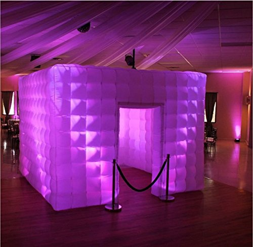 The Stagerbooth® Inflatable Portable Photo Booth