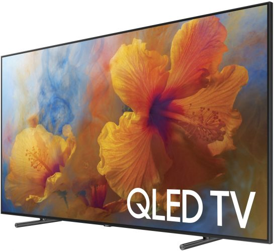 Samsung: QN88Q9FAMFXZA 4K Ultra HD Smart LED TV-TVs for Conference Room