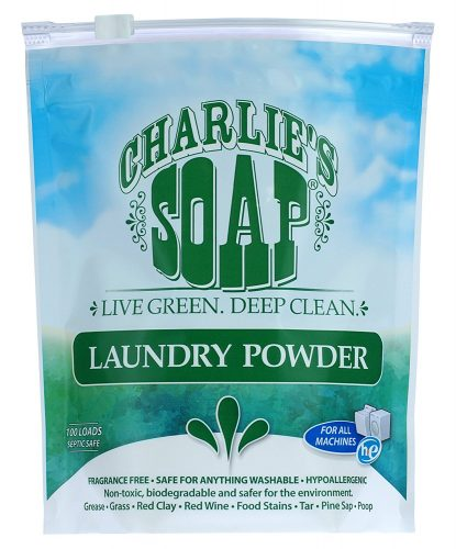 Charlie's Soap Powder