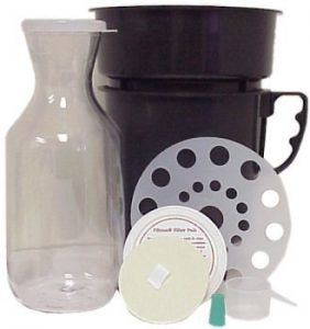 Filtron Cold Water Coffee Concentrate Brewer - Cold Brew Coffee Makers