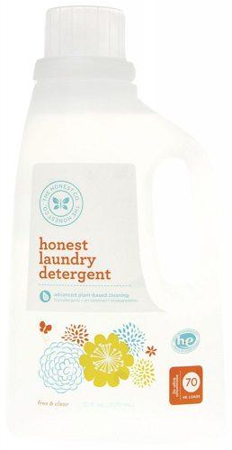 Honest Company Hypoallergenic Laundry Detergent
