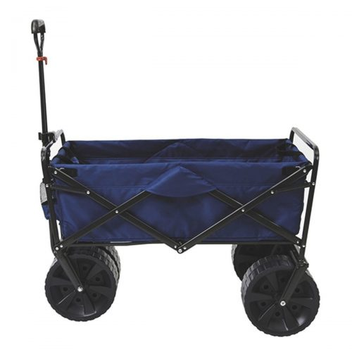 Mac Sports All-Terrain Folding Beach Wagon-Beach Carts