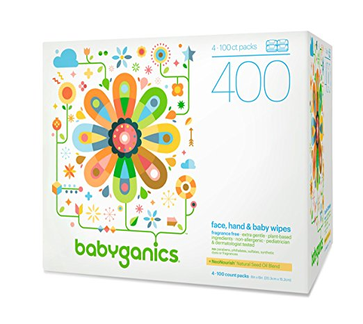 The Babyganics - baby detergents