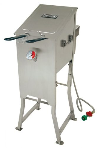The Barbour International Fryer from Bayou Classic-