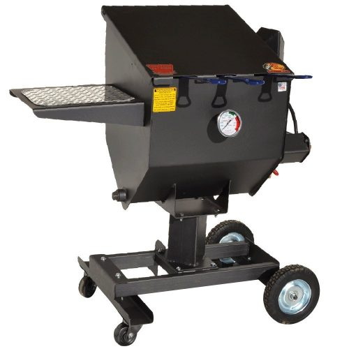 The Cajun Fryer from R&V Works-