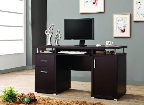The Coaster Home Furnishings Computer Desk