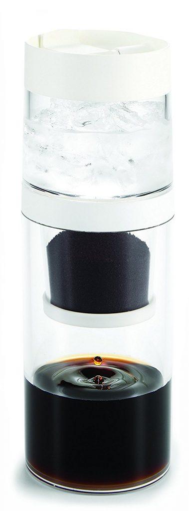 The DRIPO Portable Barista Iced Coffee Maker