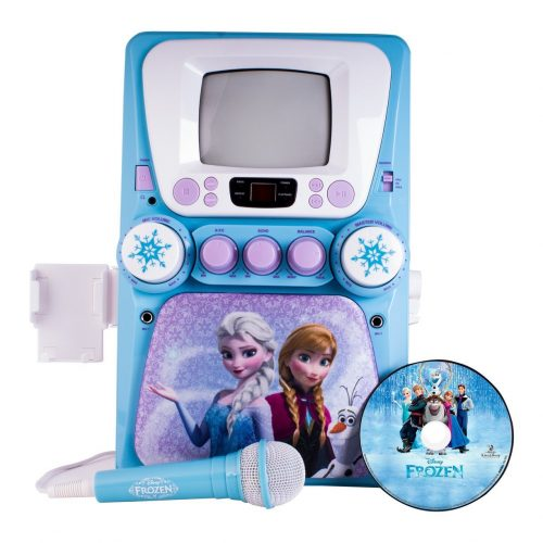 The Frozen Deluxe Karaoke Machine