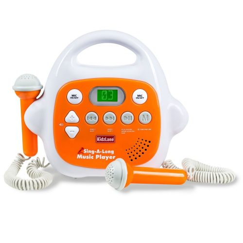The Kidzlane MP3 Player Karaoke Machine