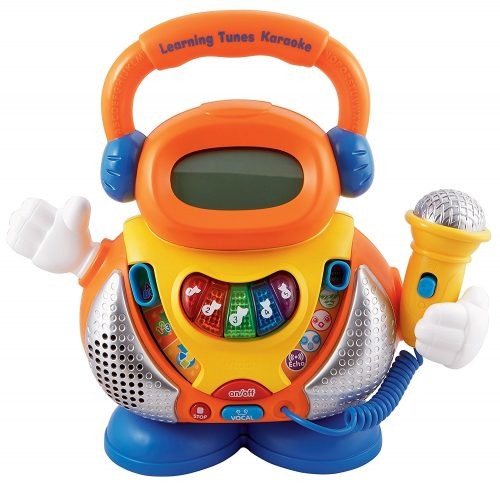 The Learning Tunes Karaoke System from VTech