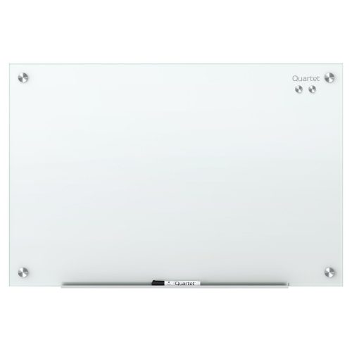 The Quartet Glass Dry Erase Board