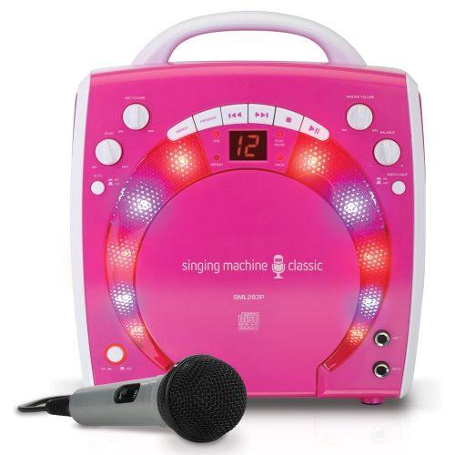 The Singing Machine SML-283P