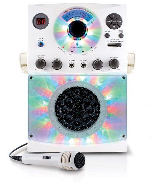 The Singing Machine SML385BTW