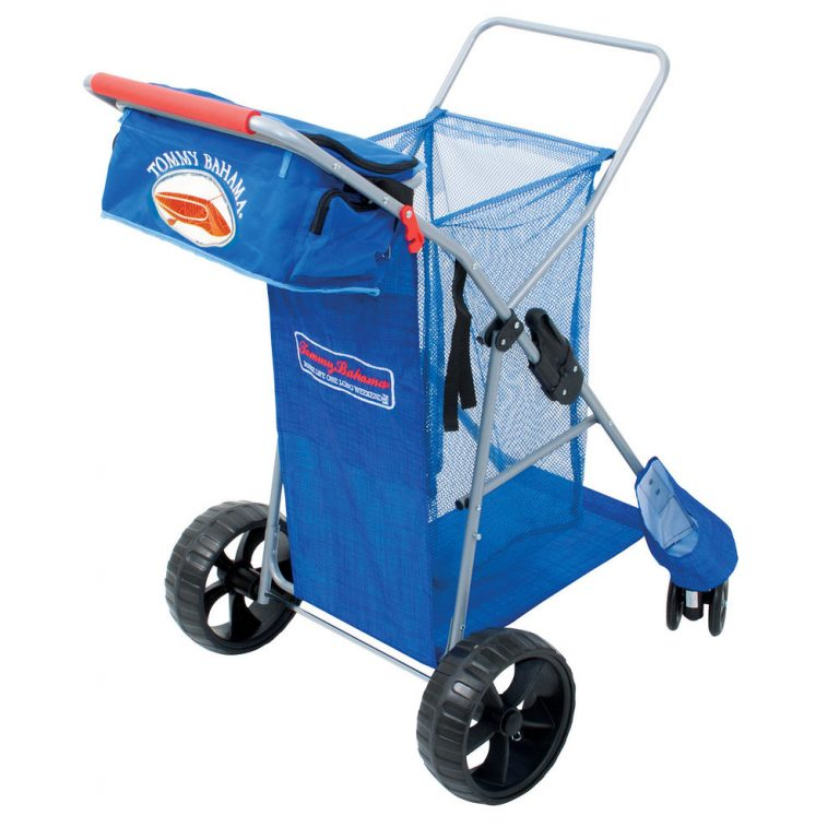 The Tommy Bahama 2016 Beach Cart