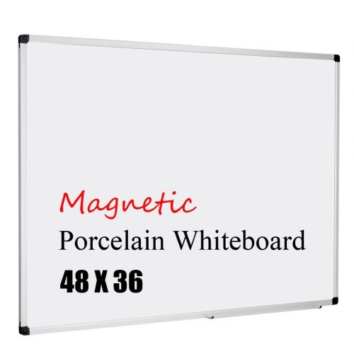 The XBoard Porcelain Magnetic Dry Erase Board
