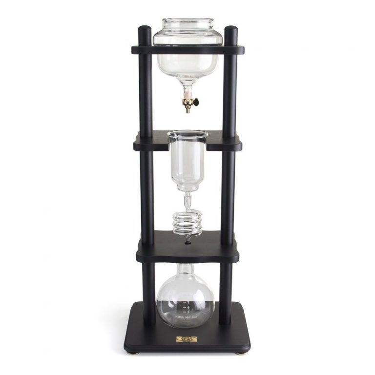 The Yama Glass Cold Drip Coffee Maker