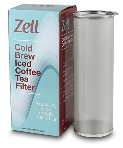 The Zell Cold Brew Filter