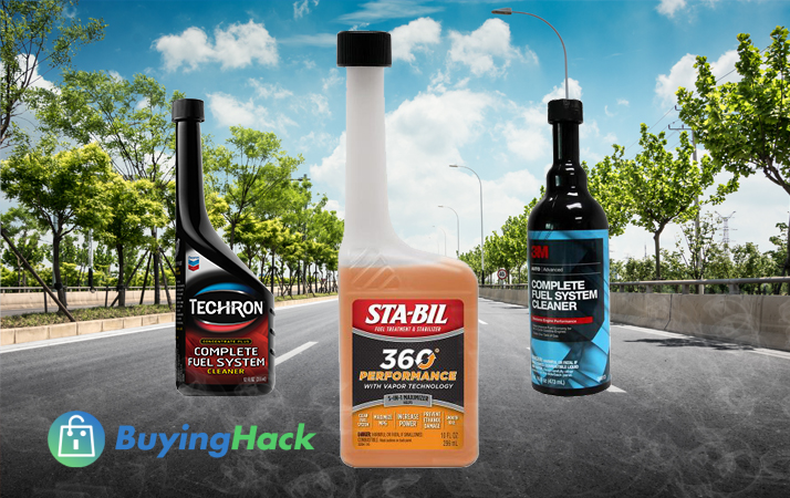 Top 10 Best Fuel System Cleaners in 2019