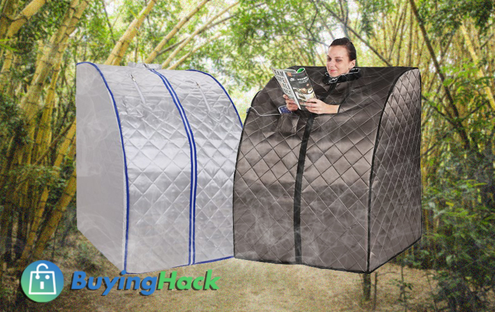 Top 10 Best Portable Saunas in 2020