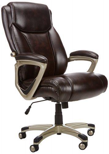 AmazonBasics Big & Tall Executive Chair - Reclining Office Chair
