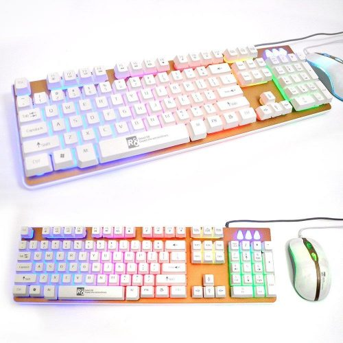 CHONCHOW Backlit Keyboard-Backlit Keyboards