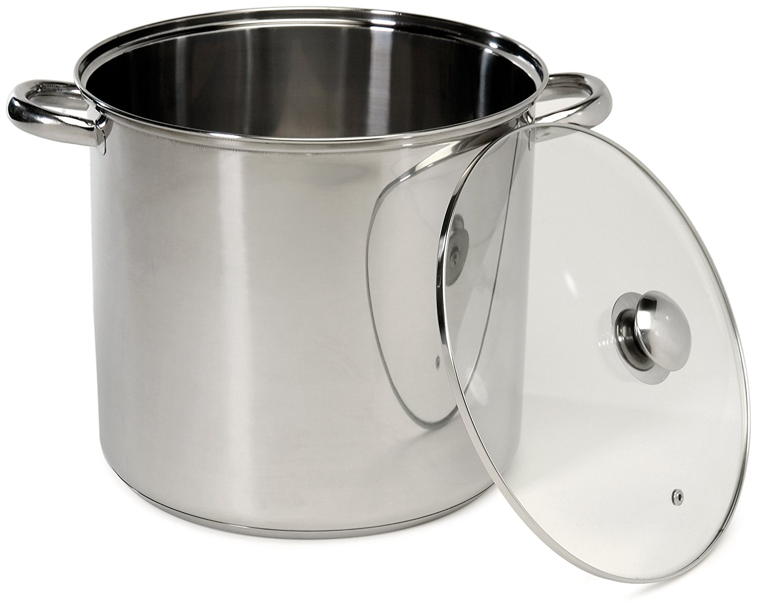 how to clean stainless steel pots