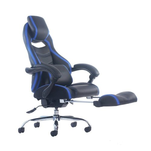 Albeit Their Similarities In The Sense Of Thematic Design, The Merax Racing  Style Executive Reclining Office Chair Has Some Tricks Of Its Own Under ...