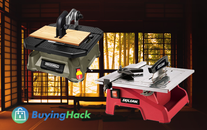 Selection Of Best Mini Table Saws You Need For 2019