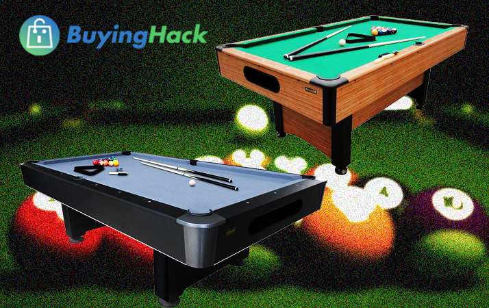 Top 10 best outdoor pool table in 2018 for Garden pool table room