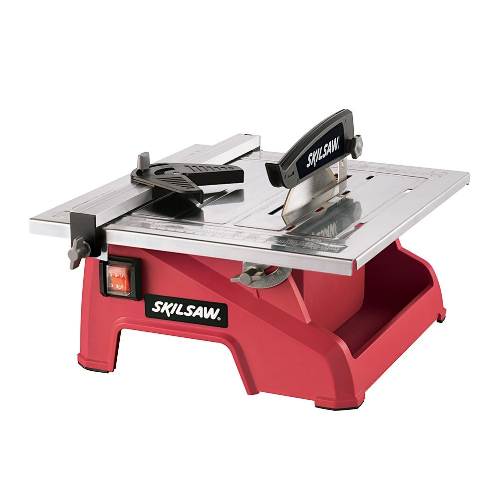 SKIL 3540-02 7-Inch Wet Tile Saw - Mini Table Saws