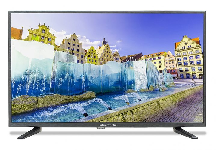 Sceptre 720p LED TV - Small TVs