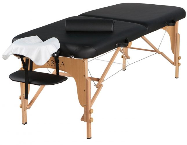Sierra Comfort Professional Series Portable Massage Table - Portable Massage Tables