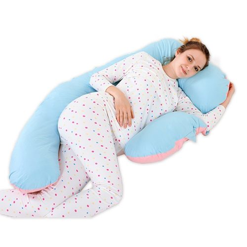 The Oversized U-Miss Body Pillow - Body Pillows