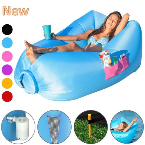 X-Lounger with Air Valve - Inflatable Chairs