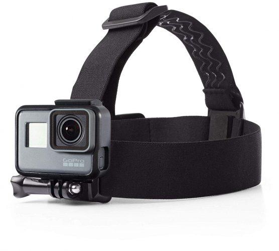 AmazonBasics Head Strap Camera Mount for GoPro