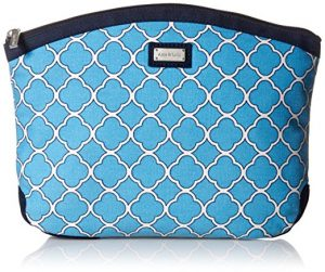 Ame& Lulu Floppy Makeup Bag, Villa - Makeup Train Cases