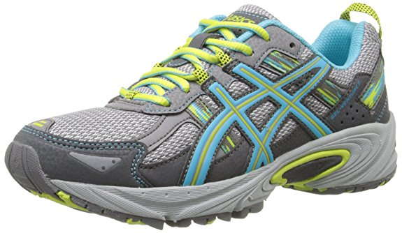 Asics Women's Gel-Venture 5 Running Shoe - Walking Shoes