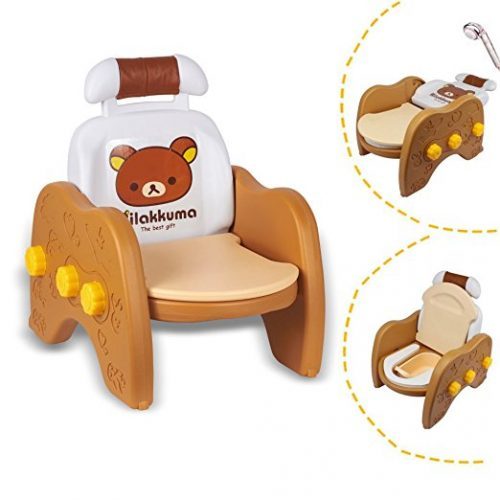 Bath Seat for Toddler, Baby Bath Tub, Shower Chair for Hair Washing, Multi-Function Potty Chair - Baby Bath Seats