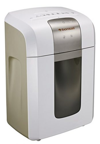 Bonsaii EverShred Pro 4S16 6-Sheet Micro-Cut Paper/CD/Credit Card Shredder - Paper Shredders
