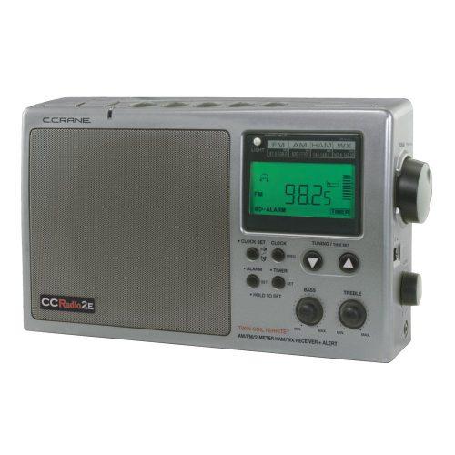 C Crane CC Skywave AM, FM, Shortwave - shortwave radios