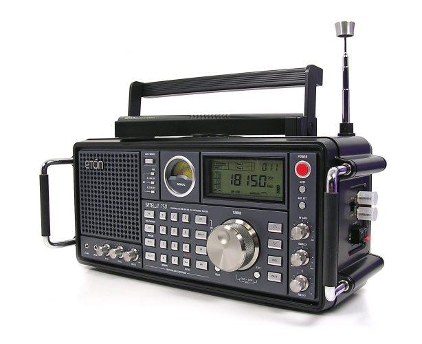 Eton GrundigSatellit 750 Ultimate AM/FM Stereo also Receives Shortwave, Aircraft Bands - Black (NGSAT750B) - shortwave radios
