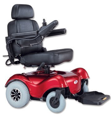 IMC Heartway Rumba HP4 power electric wheelchair - Electric Wheelchairs