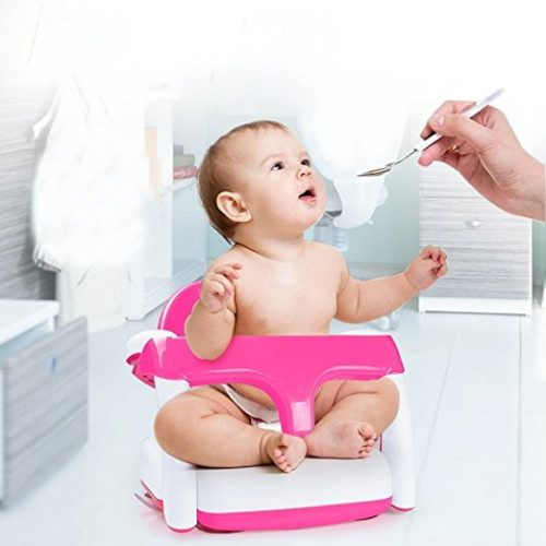 KARMAS PRODUCT Baby Bath Shower Foldable Safety Training Seat Chair - Baby Bath Seats