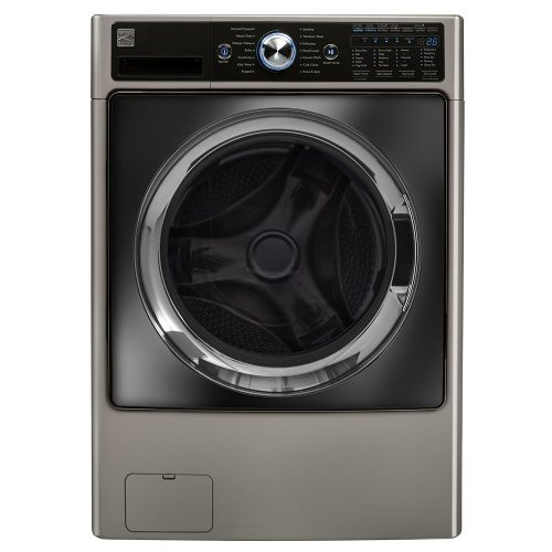 Kenmore Elite 5 cu. ft. Front Load Combination Washer/Dryer in Silver includes delivery and hookup - Front Load Washers