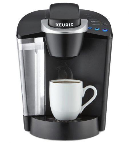 Keurig K55 Single Serve Programmable K-Cup Pod Coffee Maker, Black - Single Cup Maker
